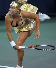 Bethanie Mattek Sands has nothing to lose