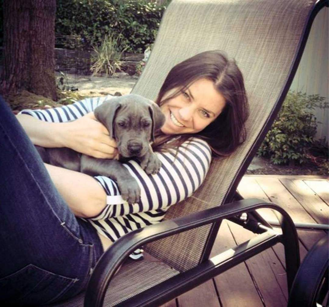 Brittany Maynard, a terminally ill woman who decided to end her life early under an Oregon law. She died on Nov. 1, 2014.