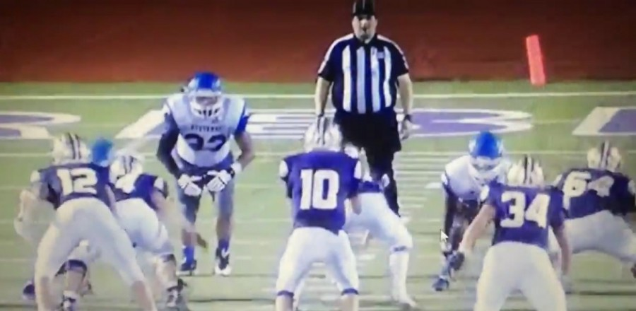 San Antonio Highschool players hit referee deliberately During Game VIDEO