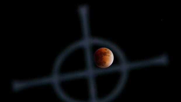 Blood Moon 2015:  Final Blood Moon Will Occur September 27th (PHOTO)