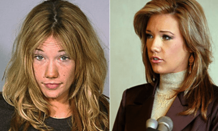 Katie Rees Arrested Again:  Former Beauty Queen Busted For Drugs