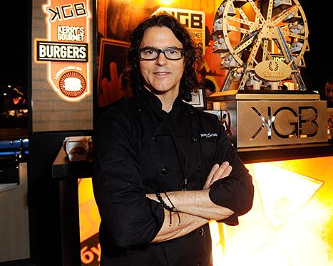 kerry simon dies:  Iron Chef Star Dies Of Brain Cancer
