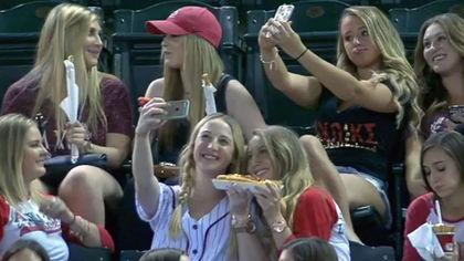 alpha chi omega diamondbacks selfies used to support domestic violence