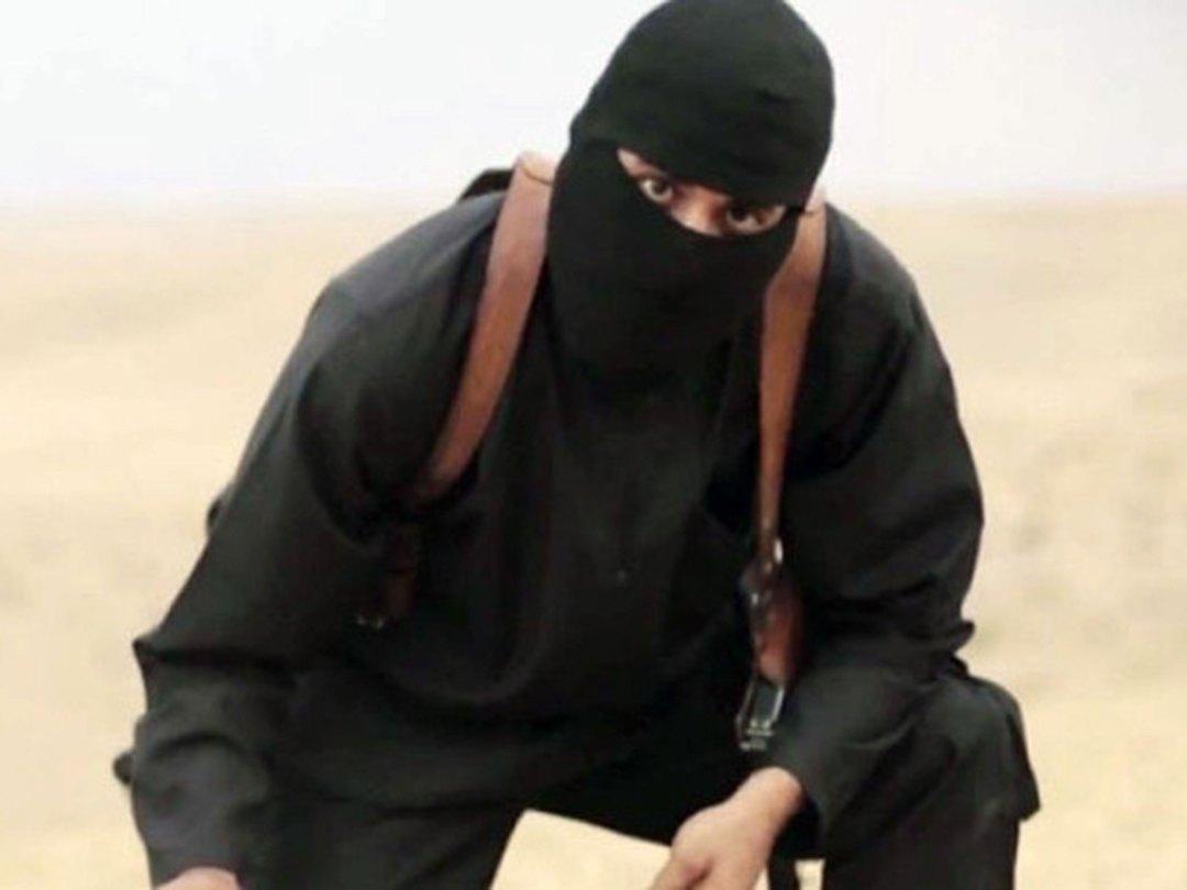 Jihadi John tango: Jihadi John' Dances With Hostage