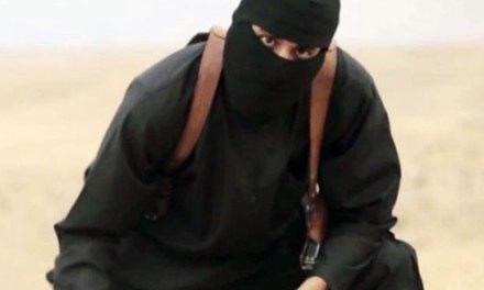 Jihadi John tango: Jihadi John' Dances With Hostage (PHOTO)