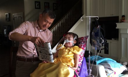 Julianna Snow: Heaven over hospital: Dying girl given a choice