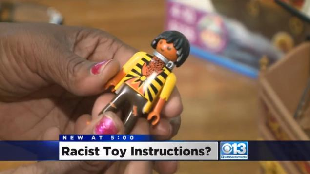 Playmobil slave collar toy sparks outrage online (PHOTO)