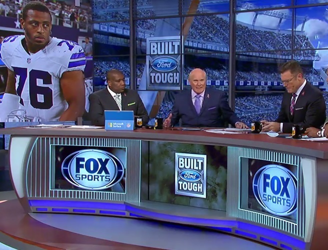 Terry Bradshaw Is Fed Up With domestic violence In NFL (VIDEO)