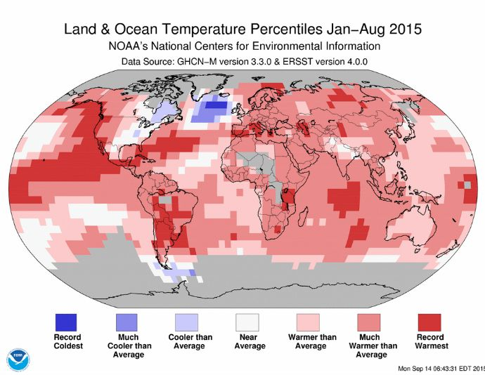 Atlantic Cold Blob Has Scientists Scratching Their Heads