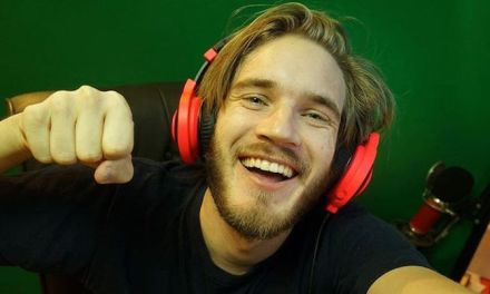 PewDiePie  $12 million A Year From YouTube Tops List