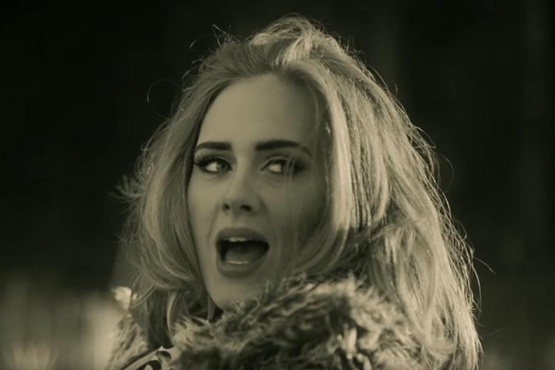 Adele drunk tweets