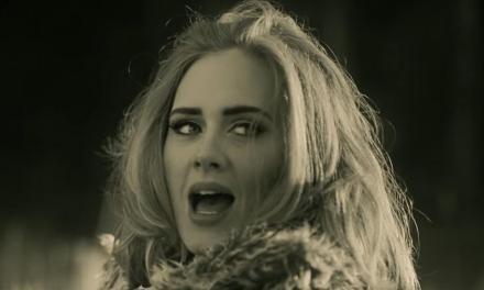 "Adele Has Beard Named Larry: ""I'm proud of it. I call it Larry."""