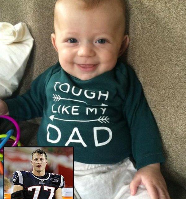 England Patriots Nate Solder reveals son has cancer