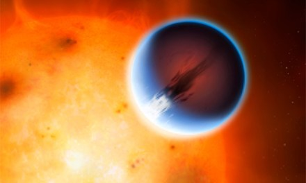 Exoplanet HD 189733b has winds reaching 5,400 mph: Scientists