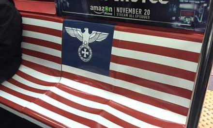Amazon's Man in the High Castle ad Pulled