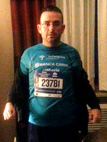 Missing marathon runner Found Alive