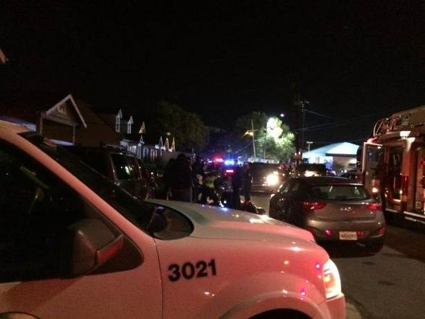 New Orleans playground shootings
