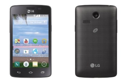 Walmart sells $10 Android phone:  2 LG models