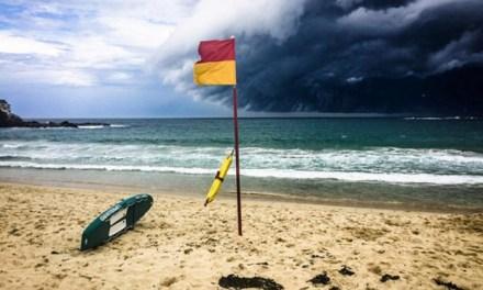 australia shelf cloud: Cloud tsunami' hits Sydney