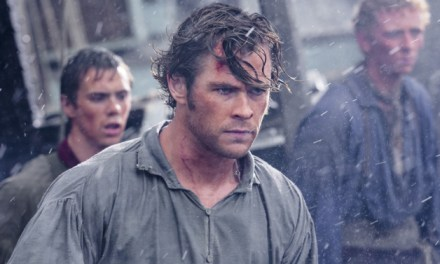 Heart of the Sea Bombs At Weekend Box Office (VIDEO)