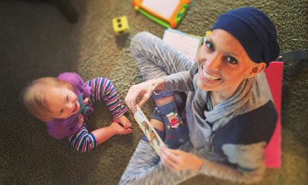 Joey Feek Update:  Singer is up and walking