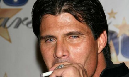 "Jose Canseco  Has ""Done The Math"" On Creating Atmosphere  On Mars"