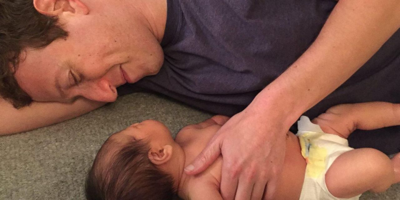 Mark Zuckerberg and daughter Are Adorable In New Photo