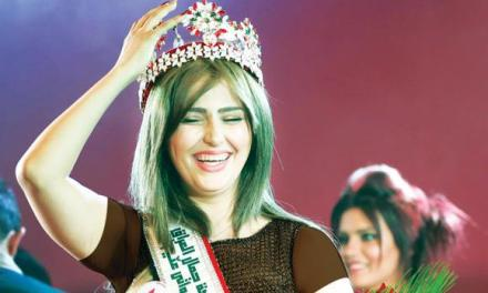 Miss Iraq Crowned First Miss Iraq Since 1972 Beautifully Crowned (PHOTO)