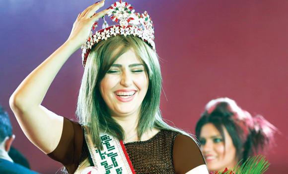Miss Iraq Crowned First Miss Iraq