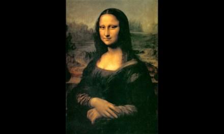 Mona Lisa hidden portrait found underneath