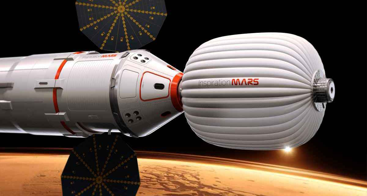 NASA deep space habitat Gets Huge Push From Congress