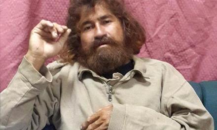 Castaway José Salvador Alvarenga Sued  For 'Eating' His Crewmate (PHOTO)