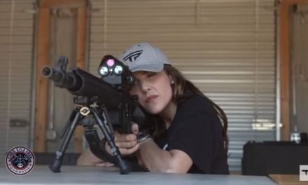 Taya Kyle Defeats NRA Champ In Fundraising Shooting Competition