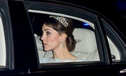 Duchess Kate Shows Off new Haircut