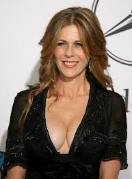 "Rita Wilson Cancer Free "" I'm one hundred percent healthy"""