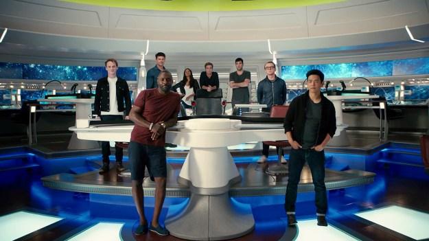 Star Trek Beyond Trailer Hits The Web