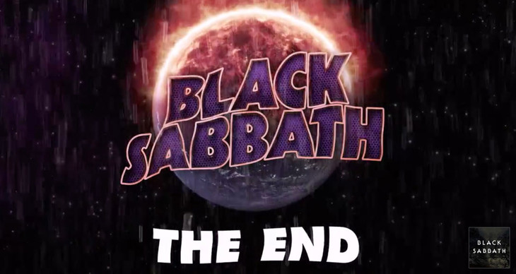 Black Sabbath Kick Off farewell Tour