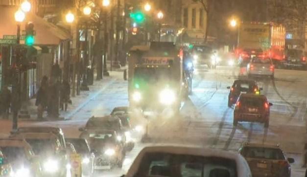 DC blizzard parking tickets Surpass $1-Million UPDATE