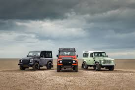 Defender ends production after 67 years