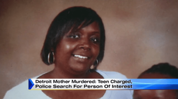 "Detroit mom killed: ""She couldn't speak. Blood was coming out of her ears"" (PHOTO)"