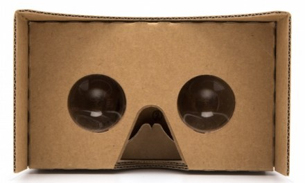 Google Cardboard used to save babies life