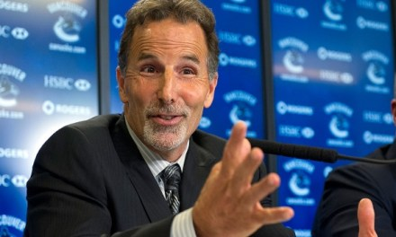 John Tortorella breaks 2 ribs in collision during practice (VIDEO)