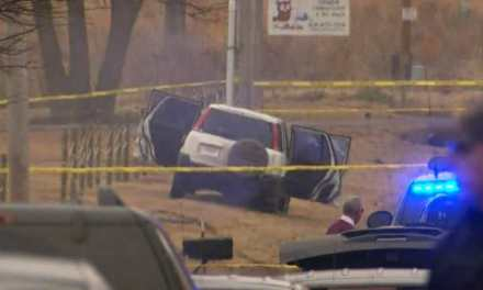 Oklahoma bank robbery ends with two dead