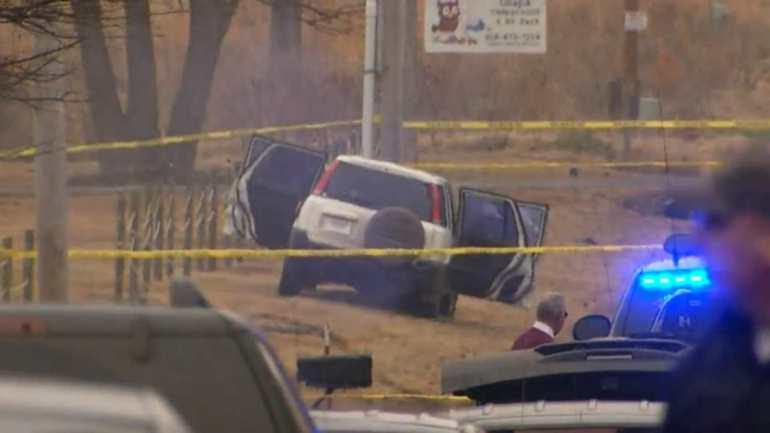 Oklahoma bank robbery