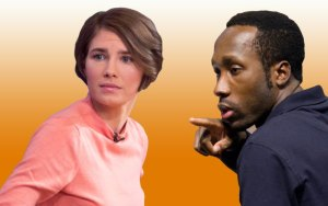 Convicted Killer Rudy Guede: 'I'm 101% Certain Amanda Knox Was There'