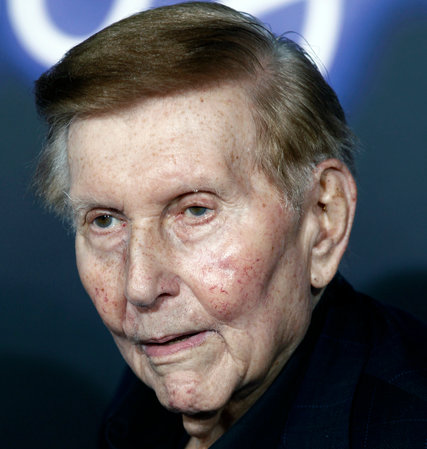 Sumner Redstone in 2011. A California judge has ordered the ailing 92-year-old media mogul to undergo a medical examination Credit Matt Sayles/Associated Press