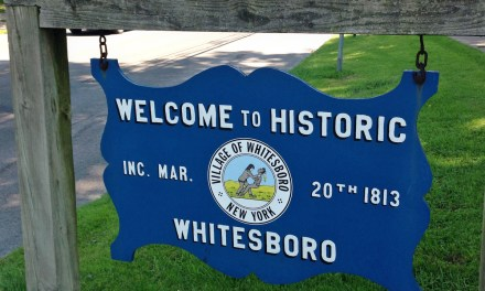Whitesboro Seal: Whitesboro has decided to change 'racist' village seal (PHOTO)