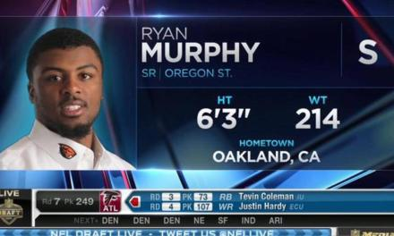 Ryan Murphy Sent Home By Broncos Following Prostitution Scandal UPDATE