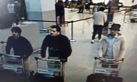 Brussels Terror Attacks:  Brother Arrested