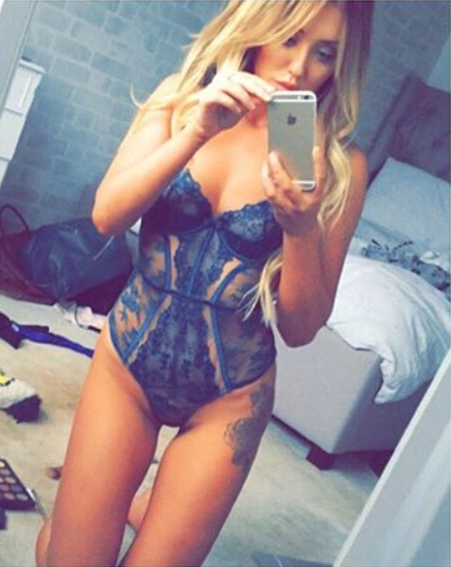 Charlotte Crosby hit with drink driving charge